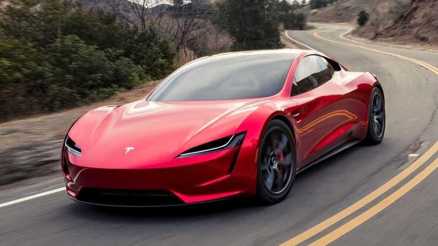 Yeni Tesla Roadster 2023'e ertelendi