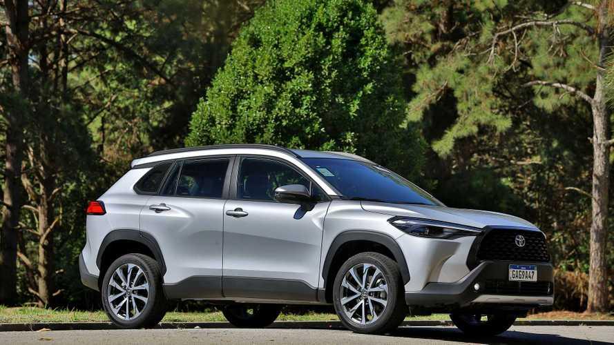 Teste: Toyota Corolla Cross XRE 2.0 é confortável, mas deve itens