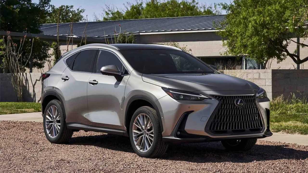 Новый Lexus NX представлен официально