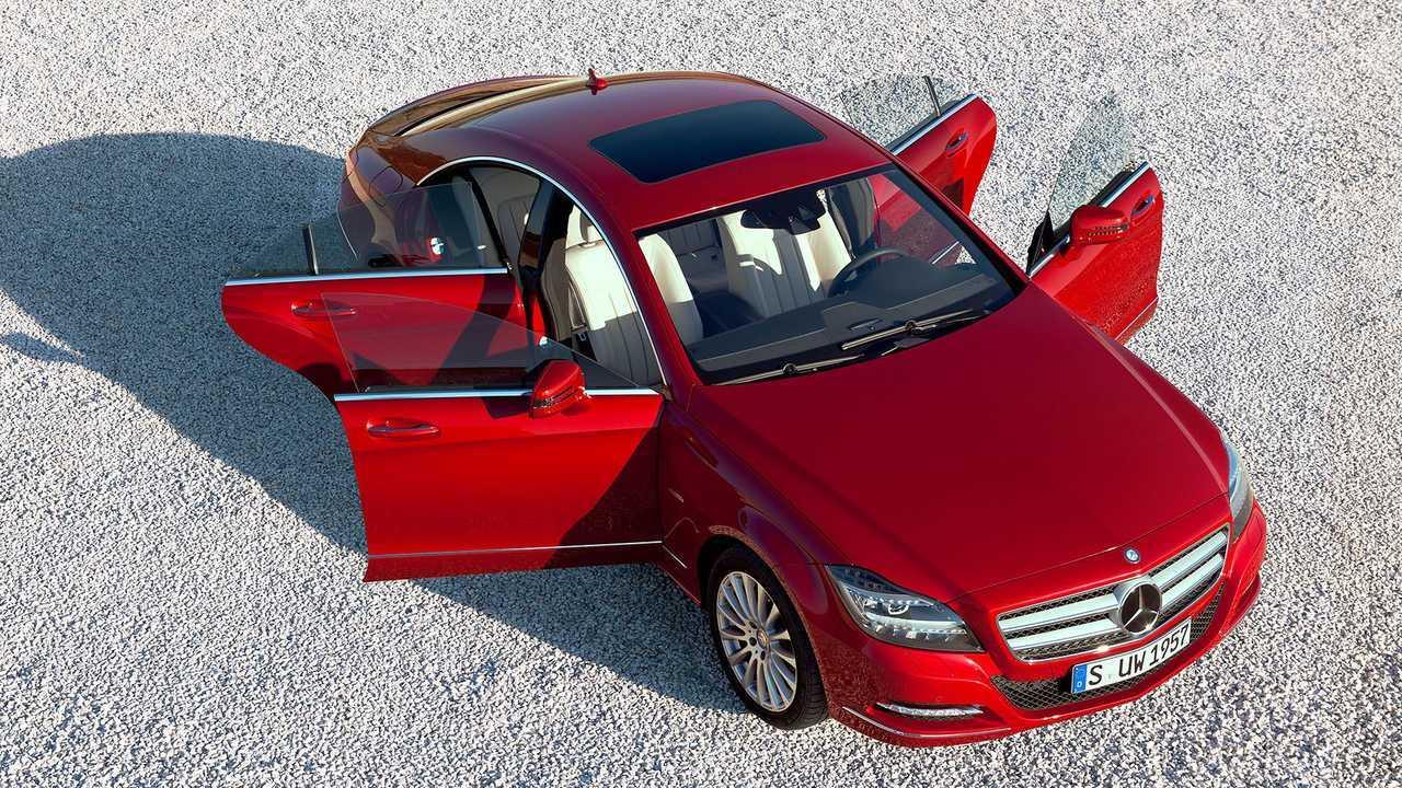 Mercedes-Benz CLS (2011-2018)