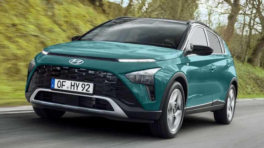 Hyundai Bayon (2021) im Test
