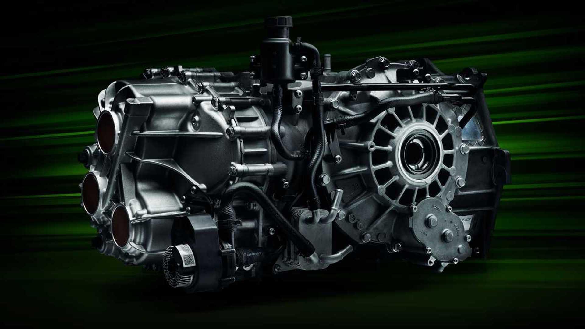 2022 McLaren Artura Transmission