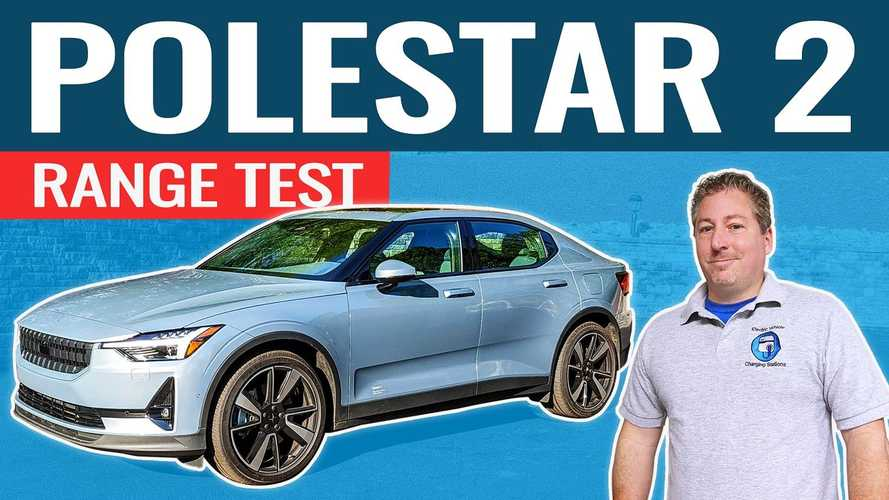 The 2021 Polestar 2 Nets 226 Miles In Our 70 MPH Range Test