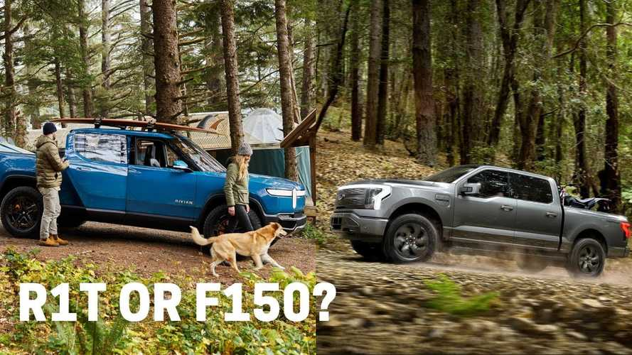 Did The Ford F-150 Lightning Impact Rivian R1T Pre-Order Holders?