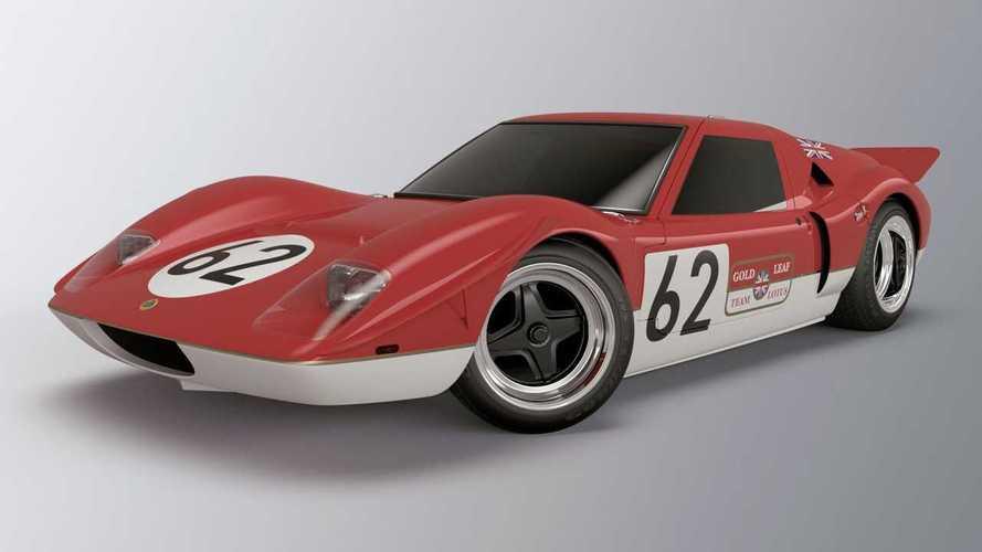 """Gandeng Lotus, Radford Luncurkan Sports Car """"Project 62"""" nan Unik"""
