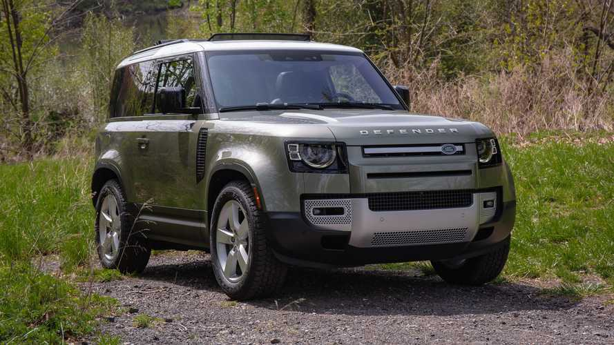 2021 Land Rover Defender 90: First Drive