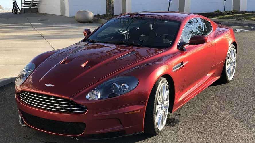 Eladó 2009-es Aston Martin DBS
