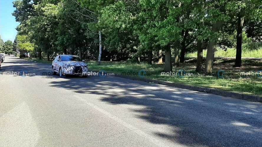 Alfa Romeo Tonale Spy Images