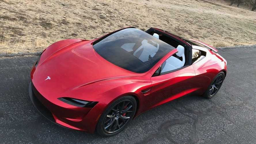 Carbon-Wrapped Motor May Make Tesla Roadster Even Quicker