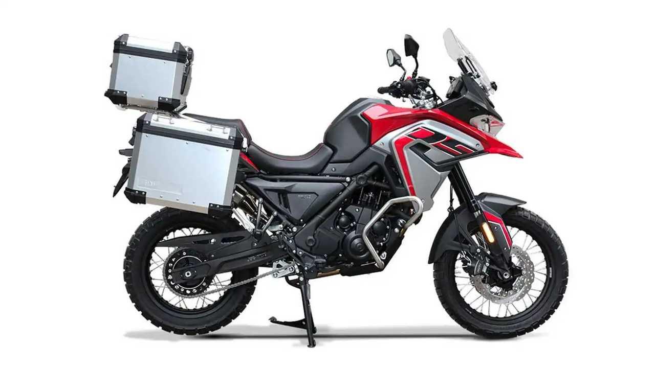 2021 Voge 650 DSX - Red