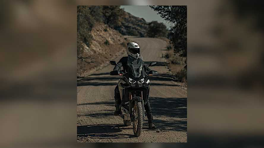 Overland Expo 2021 Honda Africa Twin Adventure Sports ES DCT Build