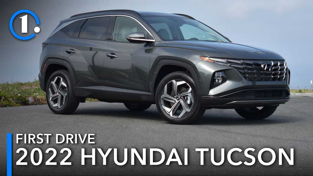 The 2022 Hyundai Tucson is a featherweight winner.