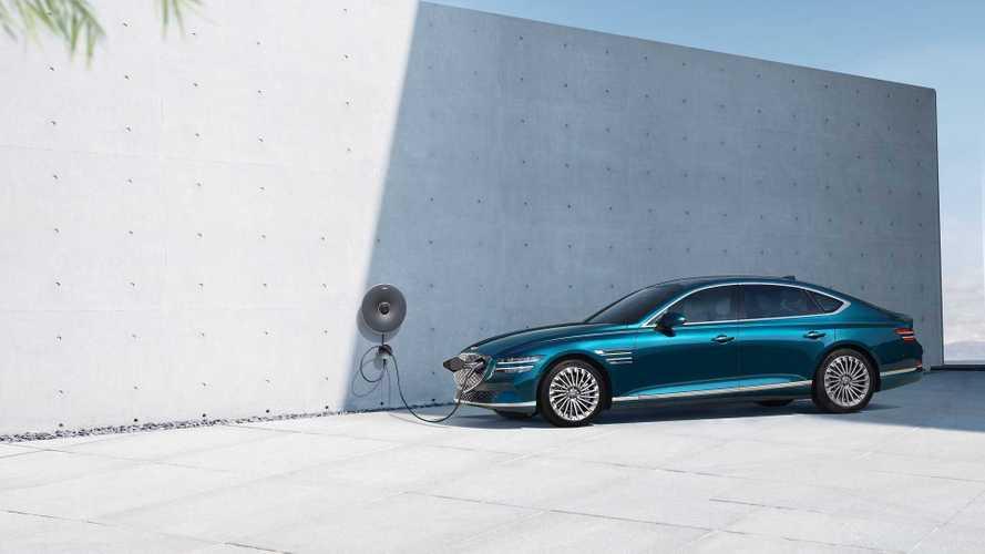 Genesis представил свой первый серийный электромобиль
