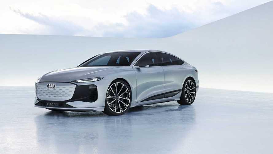 Audi показала совершенно иной A6 – 5-метровый электромобиль