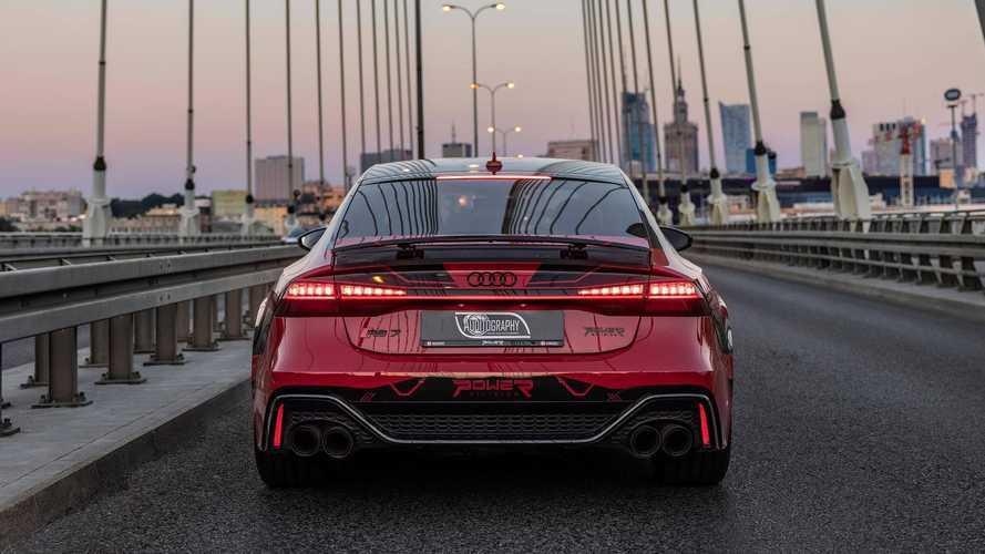 Vidéo - Voici l'Audi RS 7 Sportback la plus rapide au monde !
