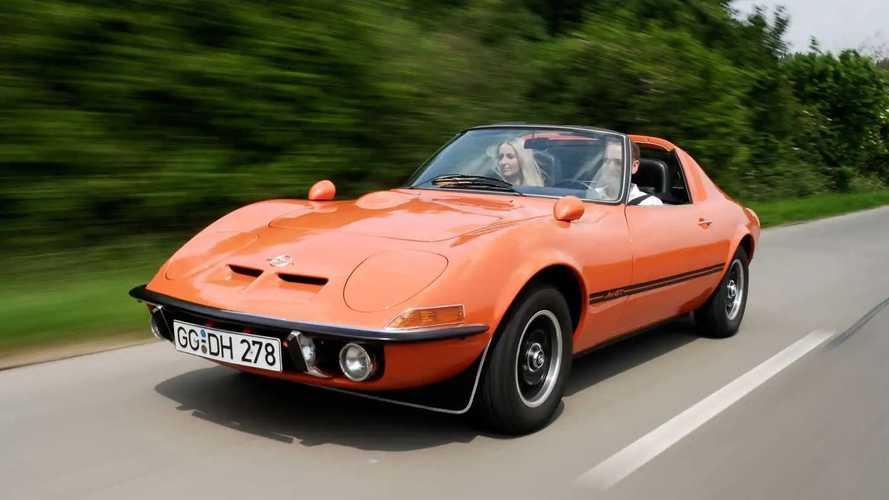 Unuttuğumuz Konseptler: 1969 Opel Aero GT