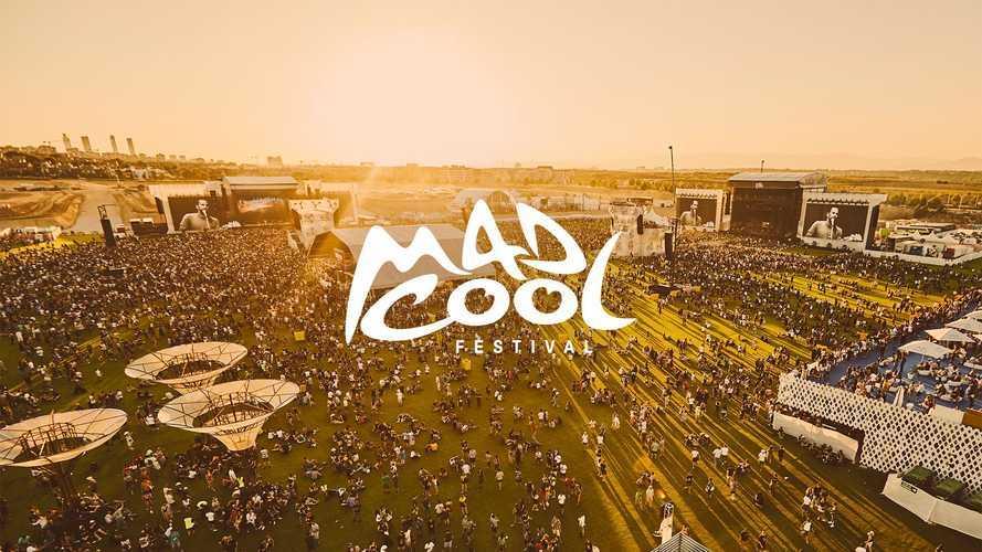 SEAT se convierte en el coche oficial del festival Mad Cool
