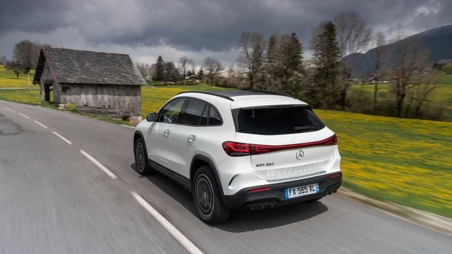 Mercedes-Benz EQA 2021, toma de contacto
