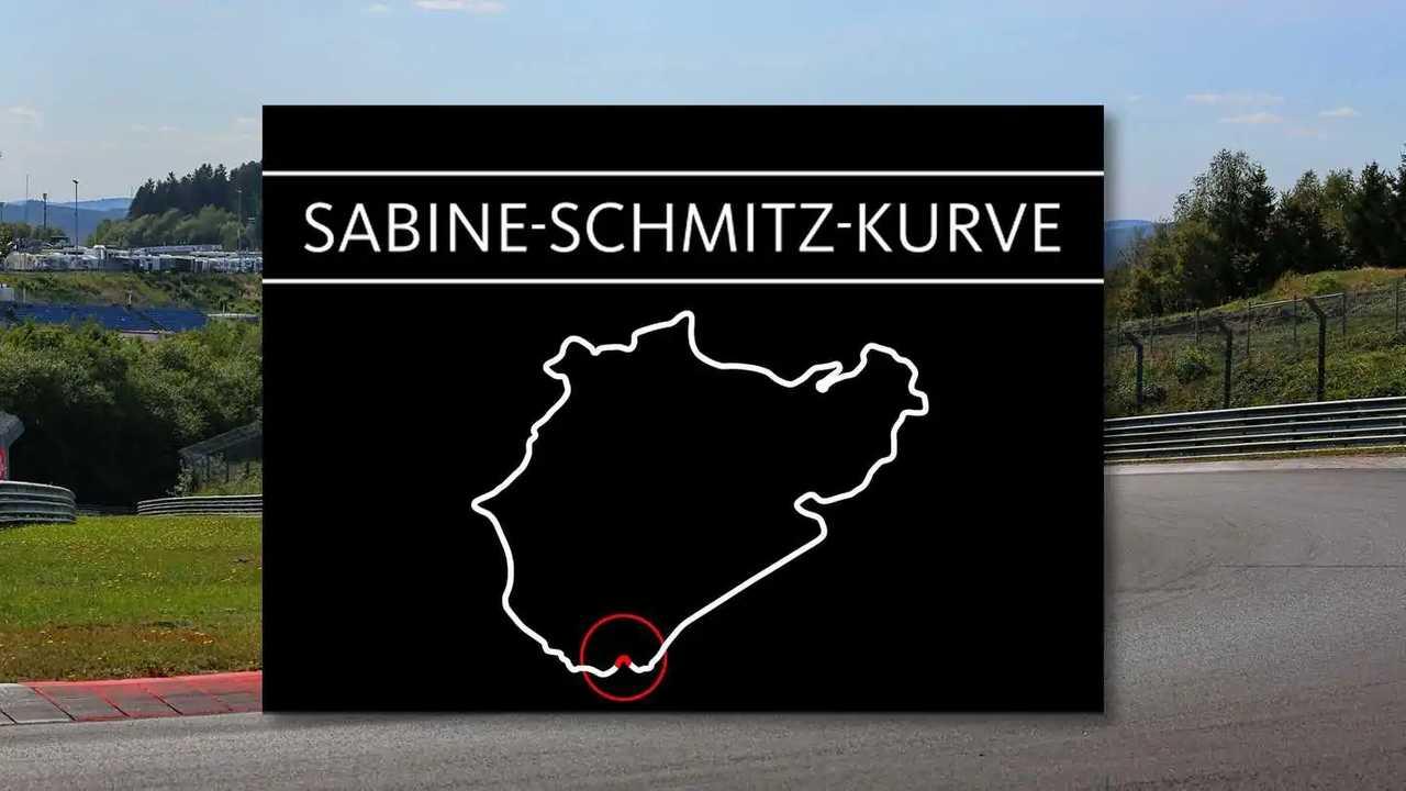 Virage Nürburgring