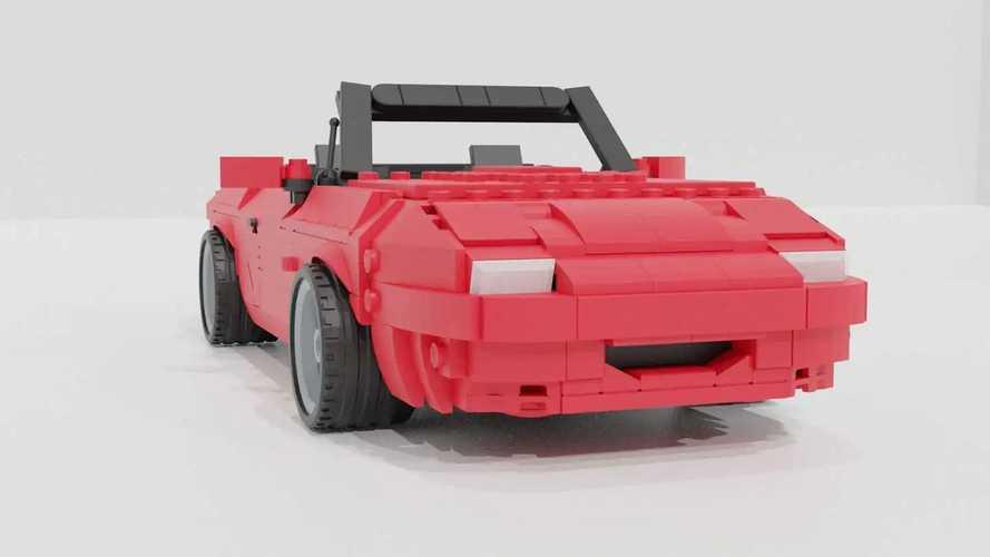 Lego Mazda MX-5