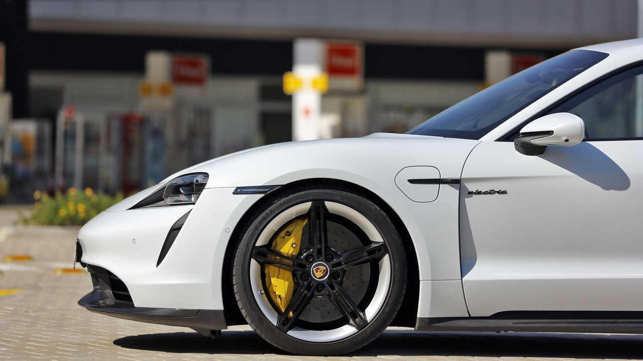Porsche Taycan Turbo S (Teste IEV BR)