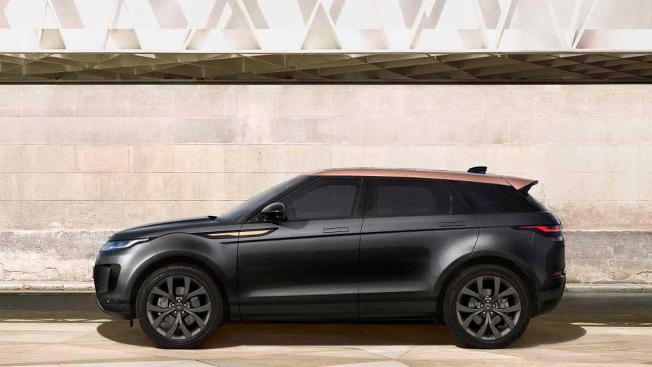 Land Rover переведет младшие кроссоверы на новую платформу