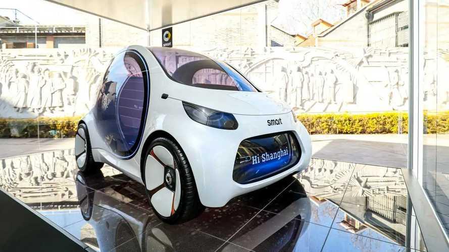smart rinasce con la joint-venture tra Daimler e Geely