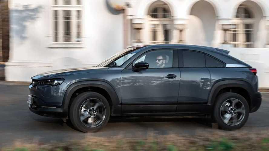 Mazda postpones rotary range-extender engine for MX-30