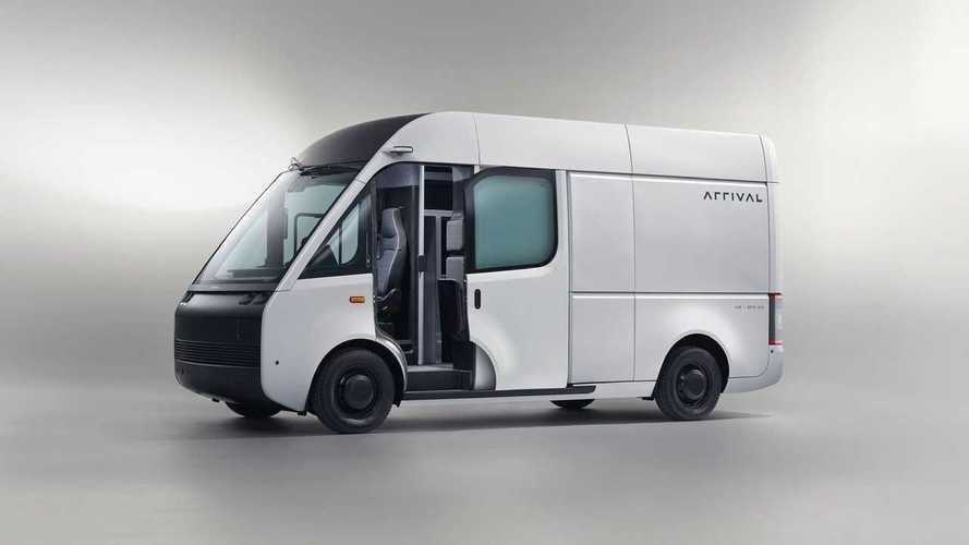 Arrival Van adlı elektrikli kargo aracı tanıtıldı