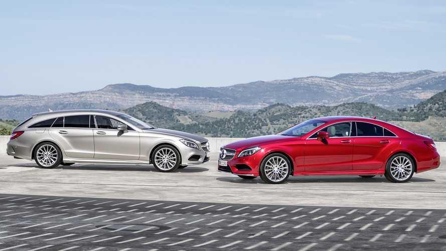 Mercedes CLS, la storia della berlina coupé in 12 immagini