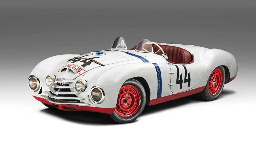 Skoda Sport (1949): la aventura checa en las 24 Horas de Le Mans