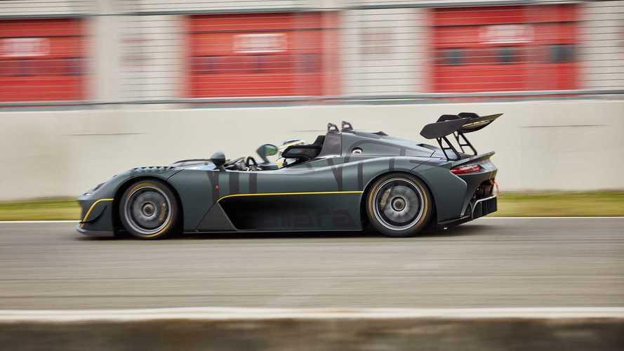 Dallara Stradale EXP, una versión de pista con 500 CV exagerada