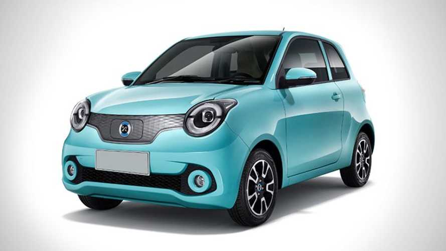 Brilliance создал конкурента Wuling Hongguang Mini EV