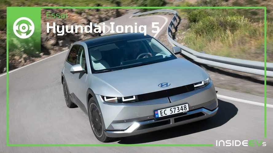 Essai Hyundai Ioniq 5 - Distinctif à plus d'un titre