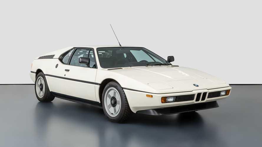 In vendita una BMW M1 del 1981 che costa come due Aventador