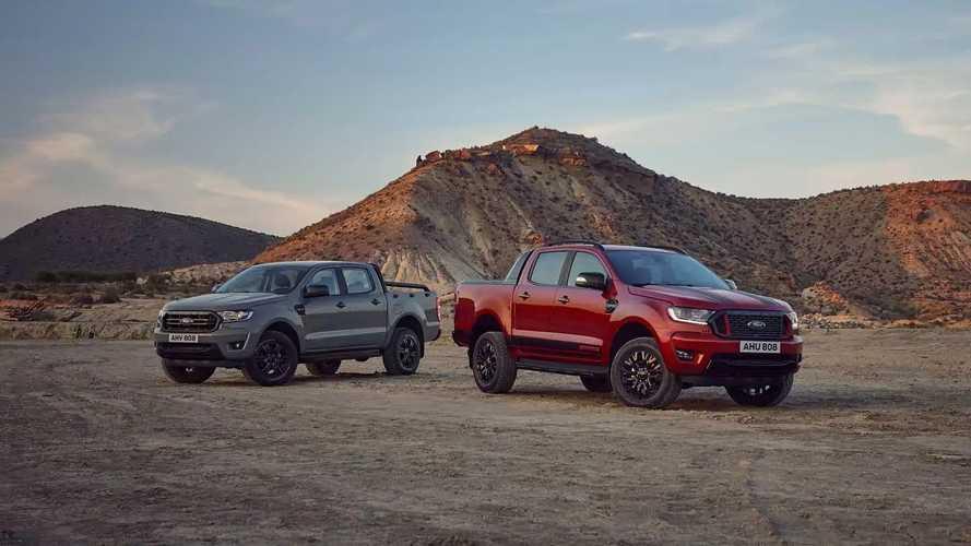 Ford Ranger, in arrivo le edizioni limitate Stormtrak e Wolftrak