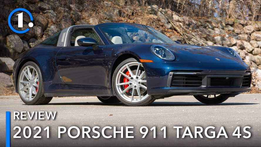 2021 Porsche 911 Targa 4S Review: Coupe De Grace