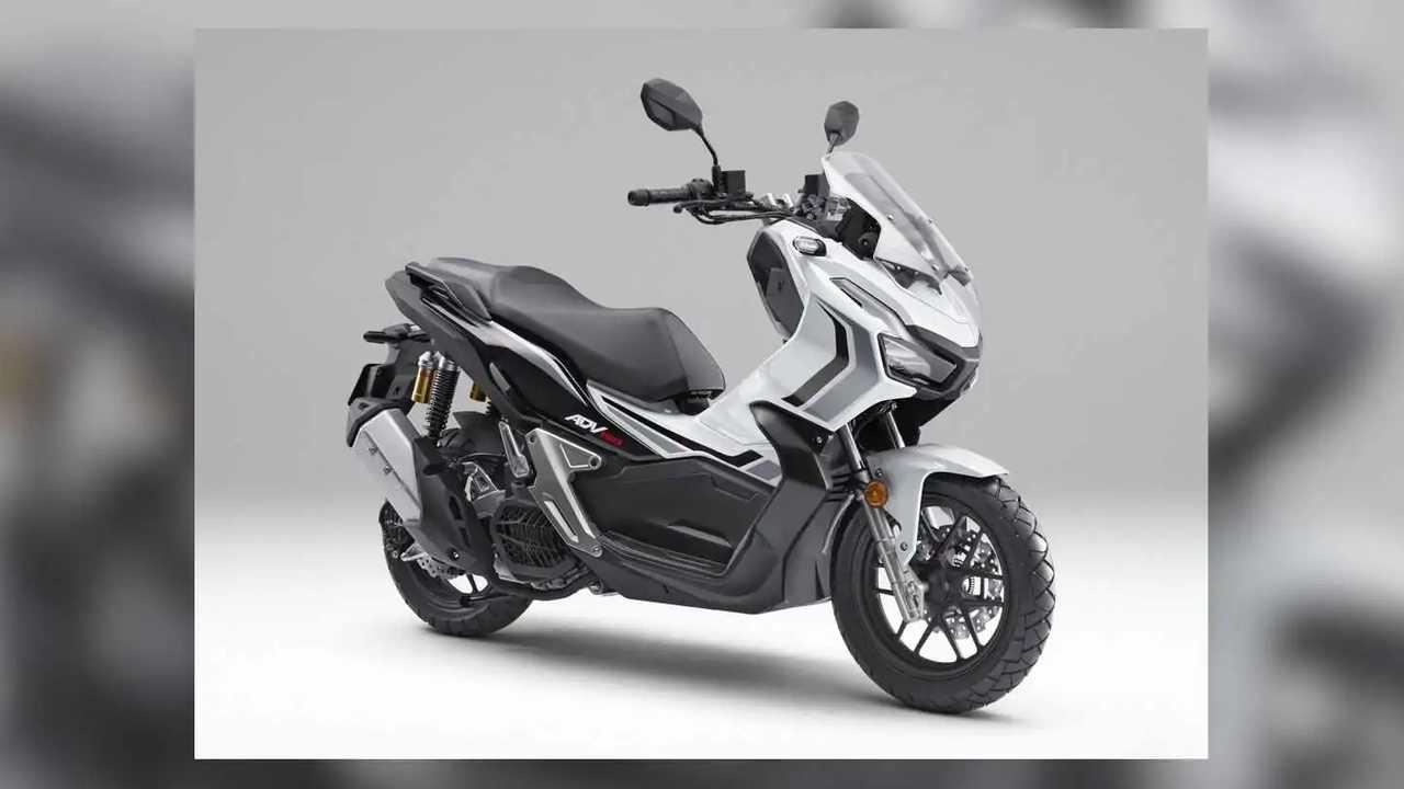 2021 Honda ADV 150 - Japan Limited Edition Ross White