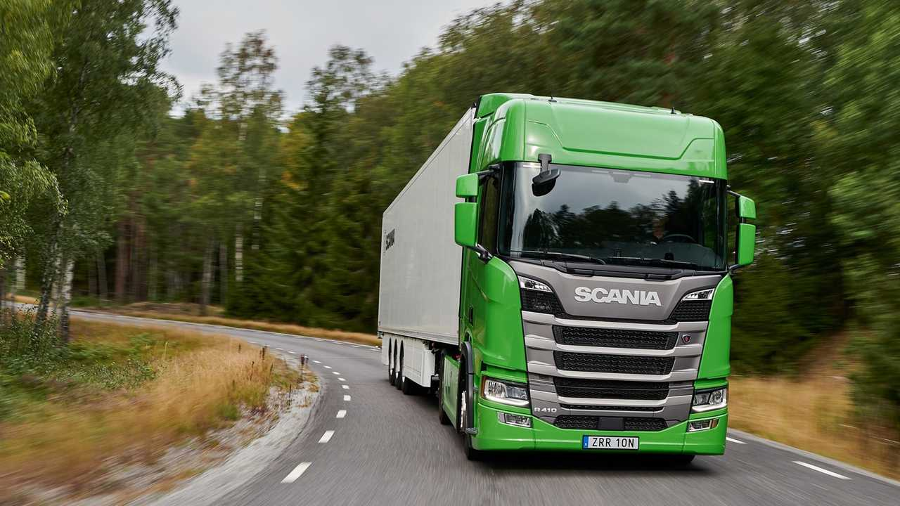 [cover] Scania vittoria Green Truck Award 2021
