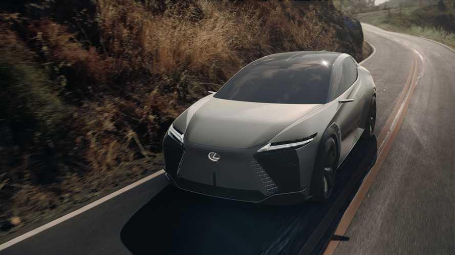 Концепт Lexus LF-Z Electrified