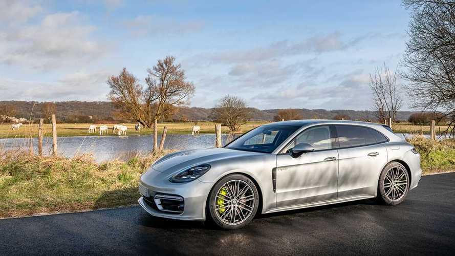 Essai Porsche Panamera 4S E-Hybrid Sport Turismo