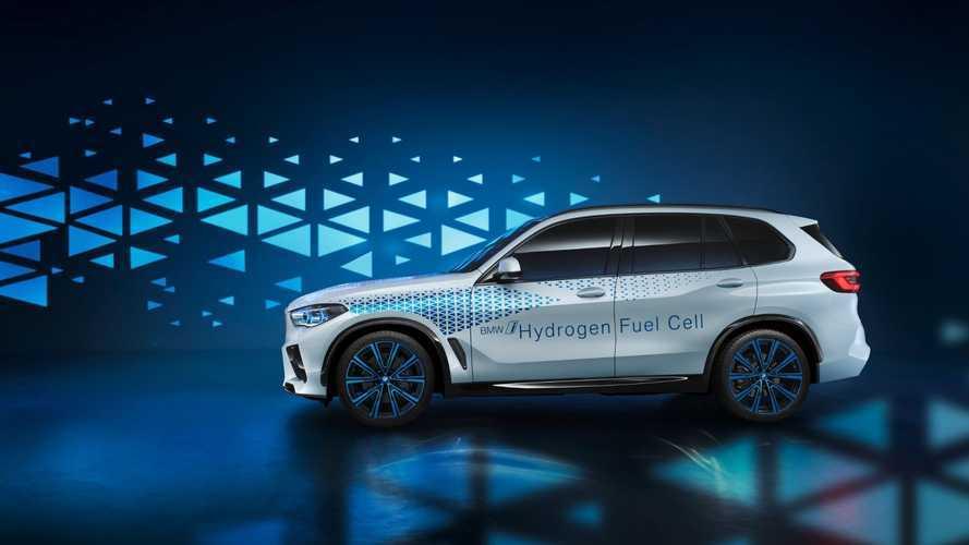BMW подтвердила выпуск электрического X5