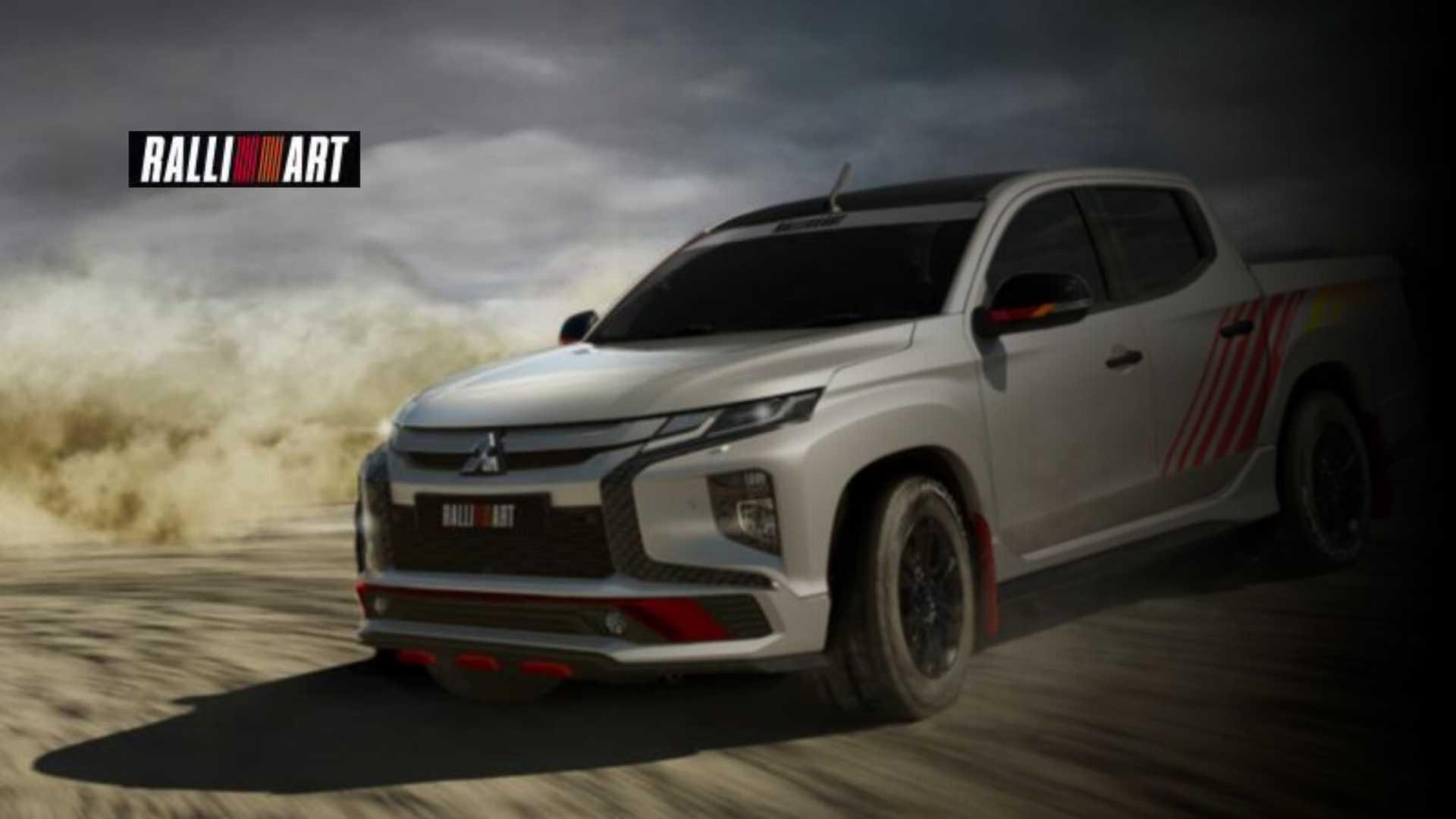 Mitsubishi resucita la división Ralliart en Japón