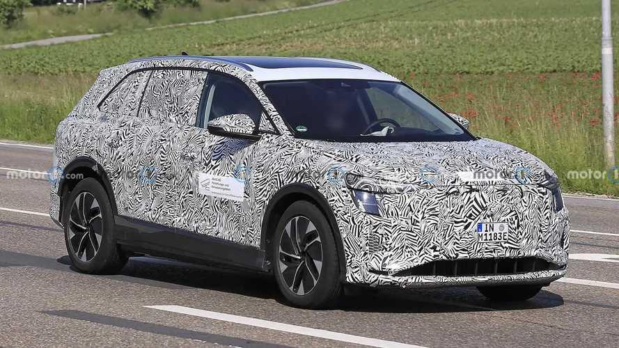 Audi prépare un autre (et grand) SUV pour la Chine