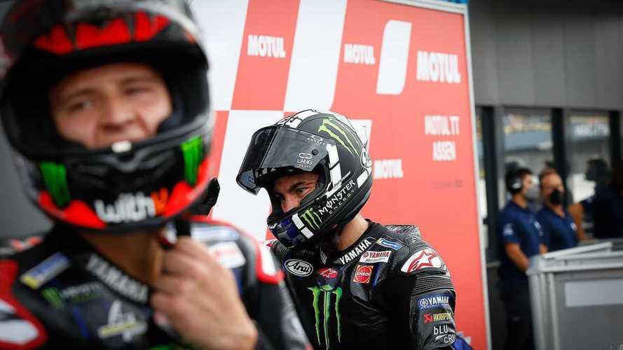 Viñales Apologizes To Yamaha Following His Suspension In Austria