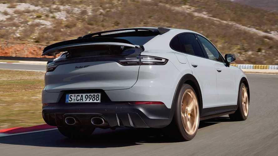 Показан Porsche Cayenne Turbo GT – быстрейший кроссовер в истории