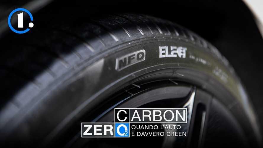 Ridurre la CO2, anche gli pneumatici fanno la differenza