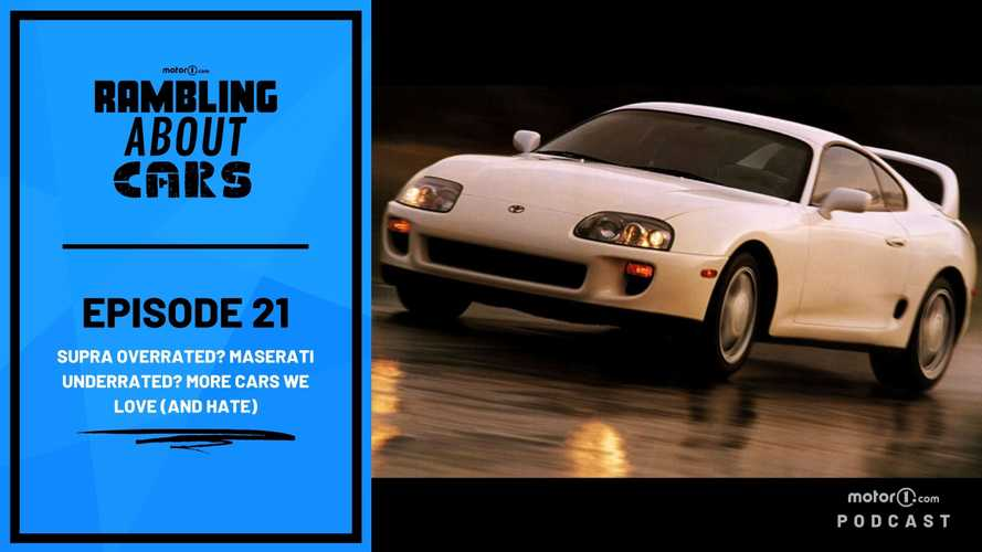 Supra Is Overhyped, Maserati Deserves Love: Rambling About Cars #21