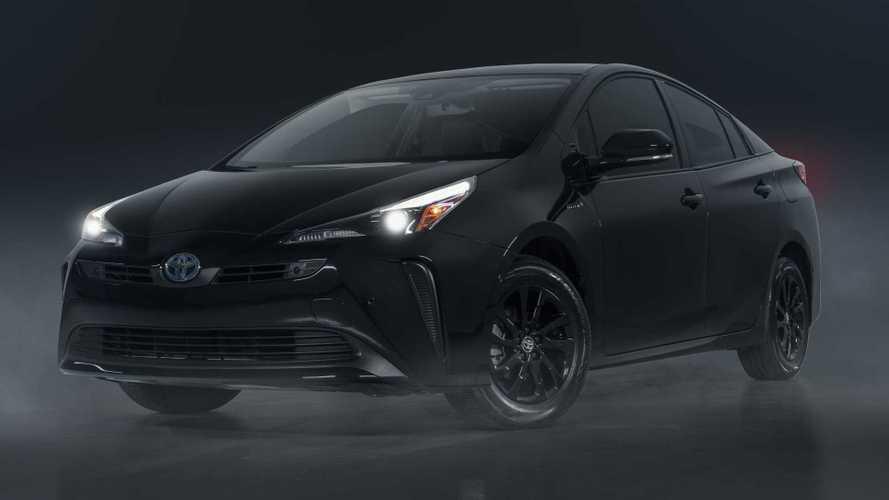 2022 Toyota Prius Nightshade Special Edition