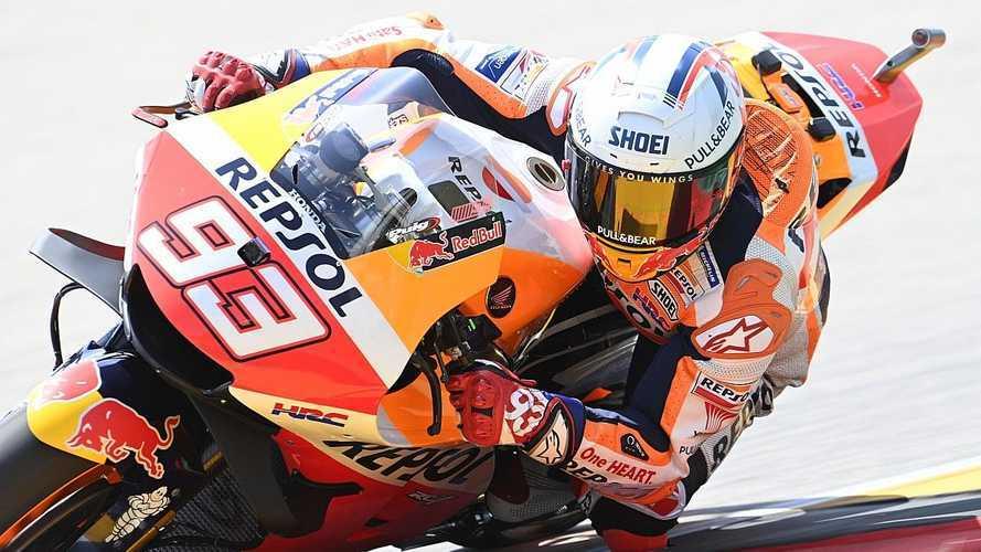 Márquez vuelve a ganar en Alemania 581 días después